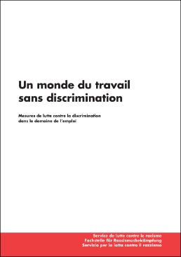 Un Monde Du Travail Sans Discrimination